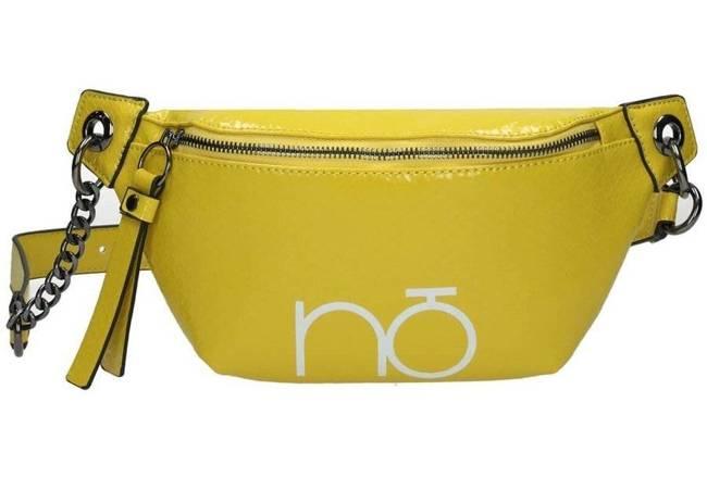 Saszetka biodrówka żółta Nobo NBAG-K0340-C002