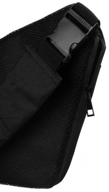 Saszetka na ramię męska czarna Badura B-WB-5205-4012 BLACK