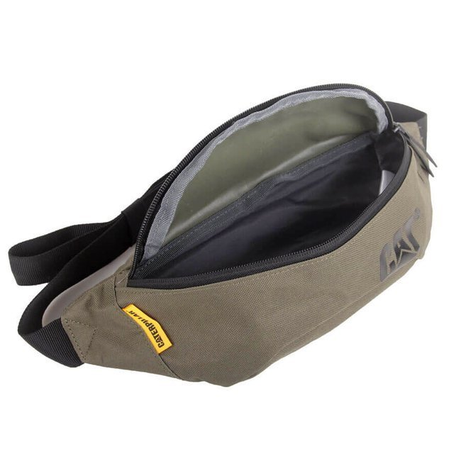Saszetka nerka Caterpillar Waist Bag 83615-152 brązowa