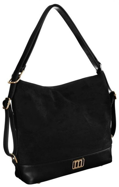 Shopper bag czarny Monnari BAG2800-020