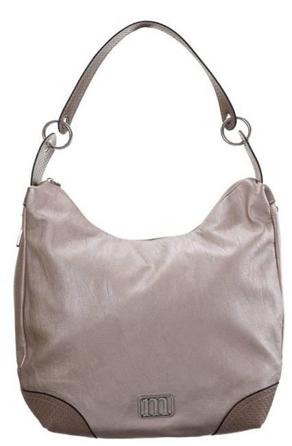 Shopper damski beżowy Monnari BAG1260-023