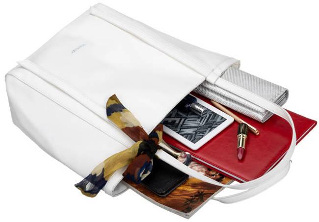 Shopperka biała David Jones CM6101 WHITE