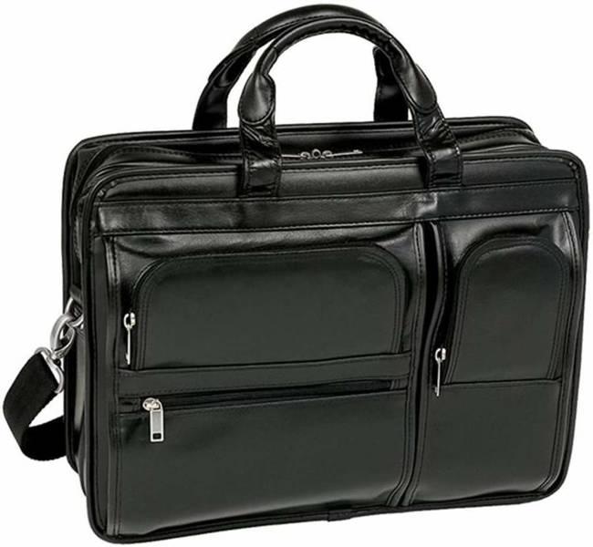 "Skórzana torba na laptopa 15,6"" Mcklein Hubbard 88435"