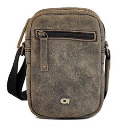 Skórzana torba unisex DAAG JAZZY RISK 157 brązowa