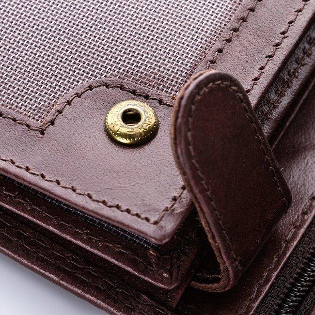 Skórzany portfel męski Tillberg 503 Wild's 88
