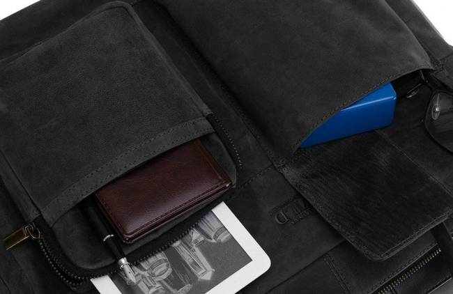 Torba na laptopa czarna Always Wild LAP-15603-TGH-7458 B