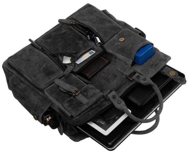 Torba na laptopa czarna Always Wild LAP-31703-TGH-7502 B
