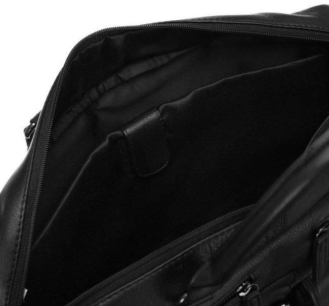 Torba na laptopa czarna Badura LAP-146-NDM-NL BLACK