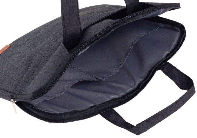 Torba na laptopa czarna Rovicky NB0958-4573 BLACK