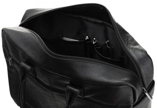 Torba na laptopa czarna Rovicky R-2381-NDM-9530 BLAC
