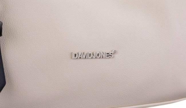 Torebka damska beżowa David Jones CM6042