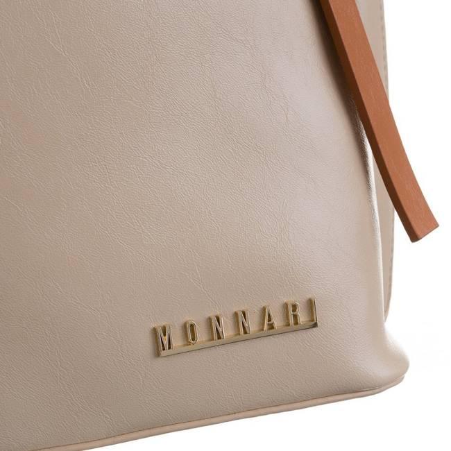 Torebka damska beżowa Monnari BAG1220-002