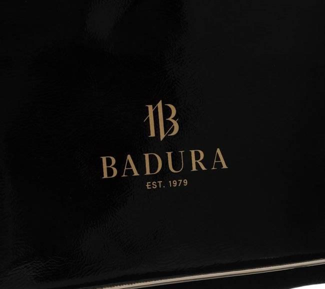 Torebka damska czarna Badura T_D136CZ_CD