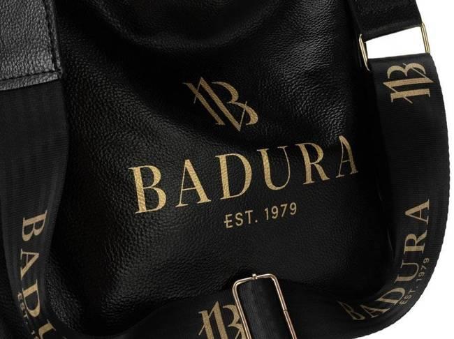 Torebka damska czarna Badura T_D146CZ_CD