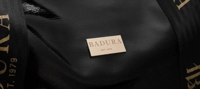 Torebka damska czarna Badura T_D172CZ_CD