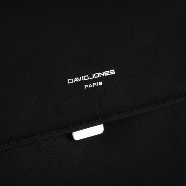 Torebka damska czarna David Jones CM5715 BLACK