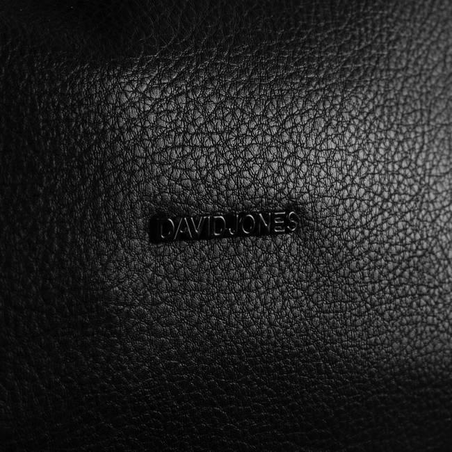 Torebka damska czarna David Jones CM6003