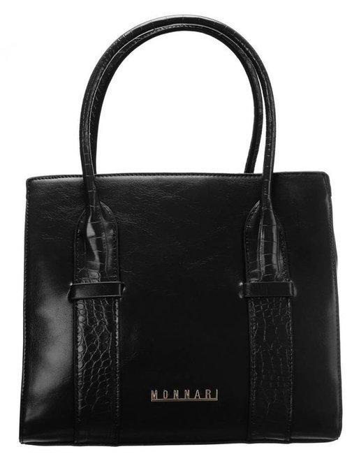 Torebka damska czarna Monnari  BAG1170-020