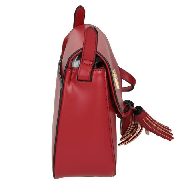 Torebka damska listonoszka NOBO NBAG-J3780-CM05 czerwona