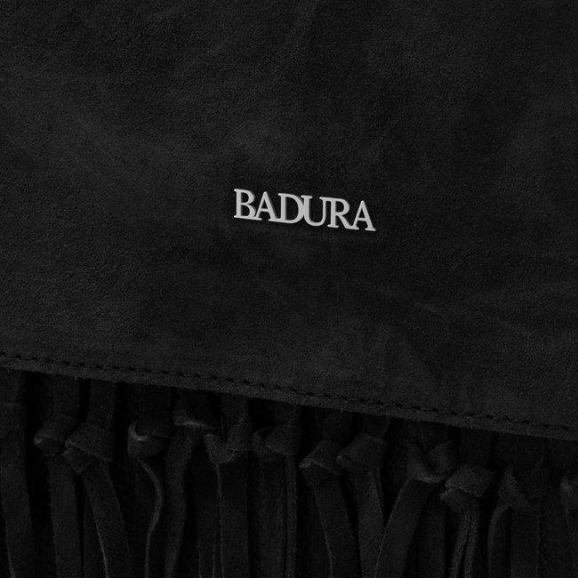 Torebka damska listonoszka czarna Badura  T_D186CZ_CD
