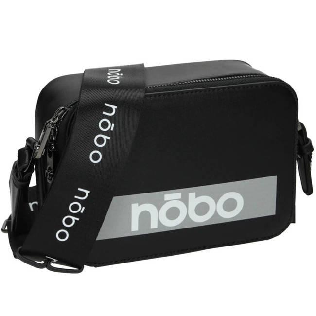 Torebka damska listonoszka czarna NOBO NBAG-J4930-C020