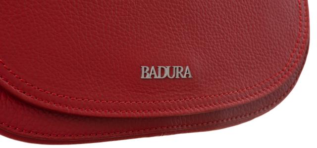 Torebka damska listonoszka czerwona Badura T_D122CR_CD
