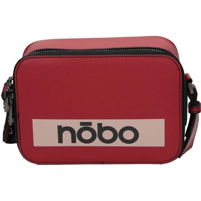 Torebka damska listonoszka czerwona NOBO NBAG-J4930-C005
