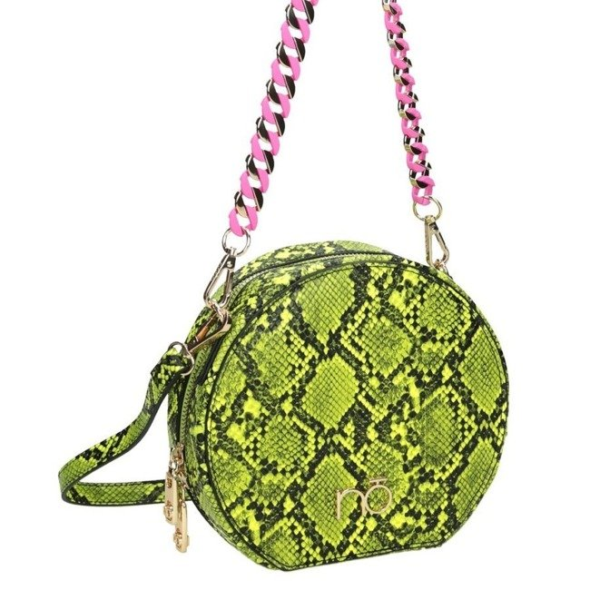 Torebka damska listonoszka zielona NOBO NBAG-I0741-C008