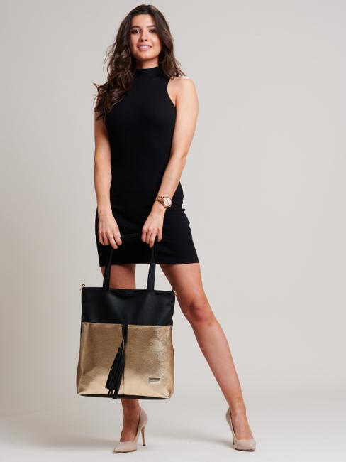 Torebka damska shopper Badura T_D023ZL_CD