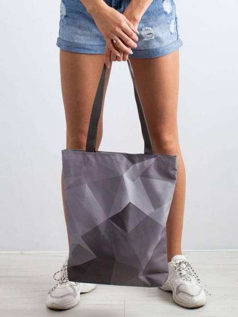 Torebka damska shopper bag Lorenti Sunny Skarabeusz 028