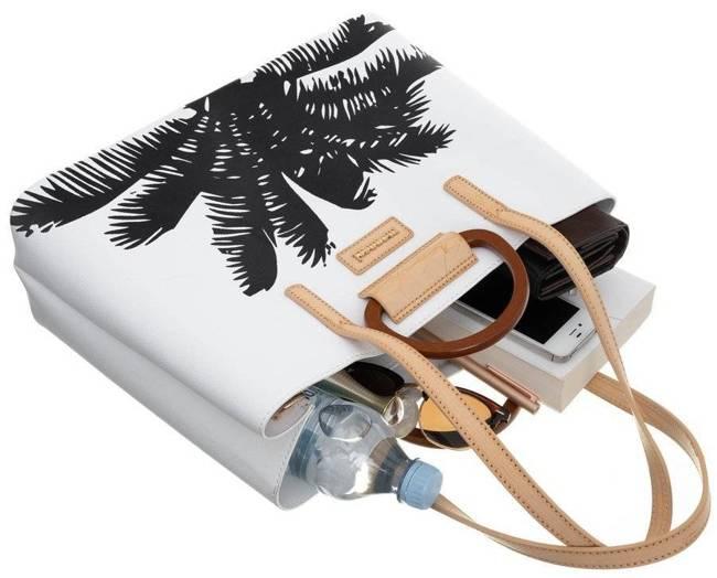 Torebka damska shopper bag Monnari 2000 biała
