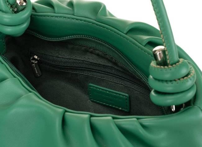 Torebka damska zielona David Jones CM6039 GREEN