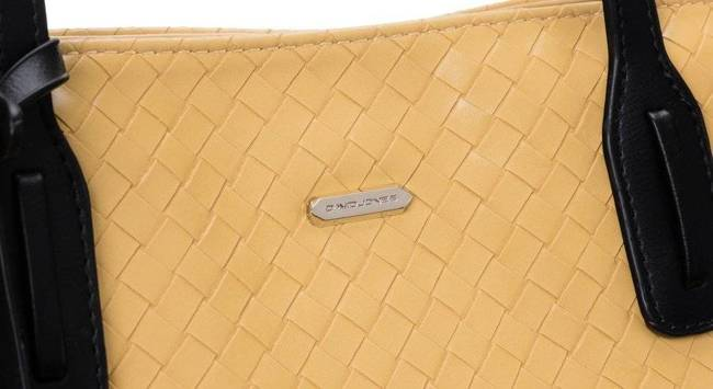 Torebka damska żółta David Jones CM6019