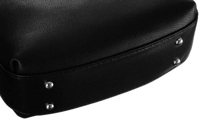 Torebka listonoszka czarna  David Jones 6508-2