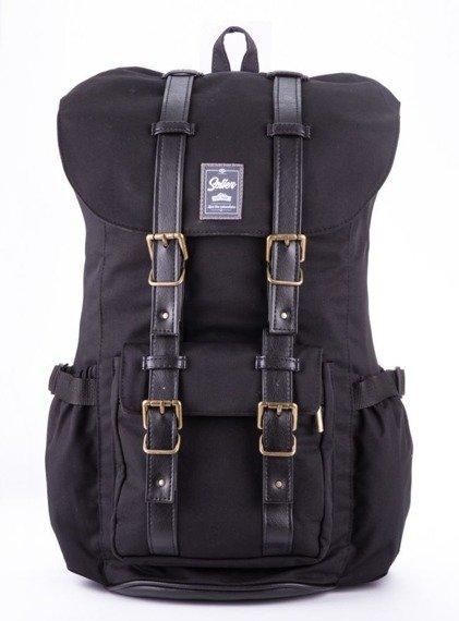 Wodoodporny plecak męski SOLIER SV01 czarny