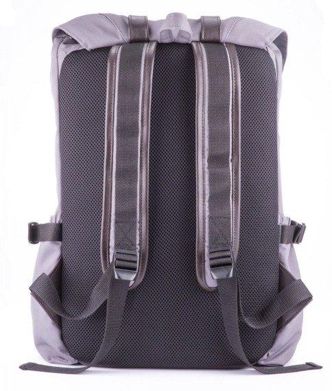Wodoodporny plecak męski SOLIER SV01 szary