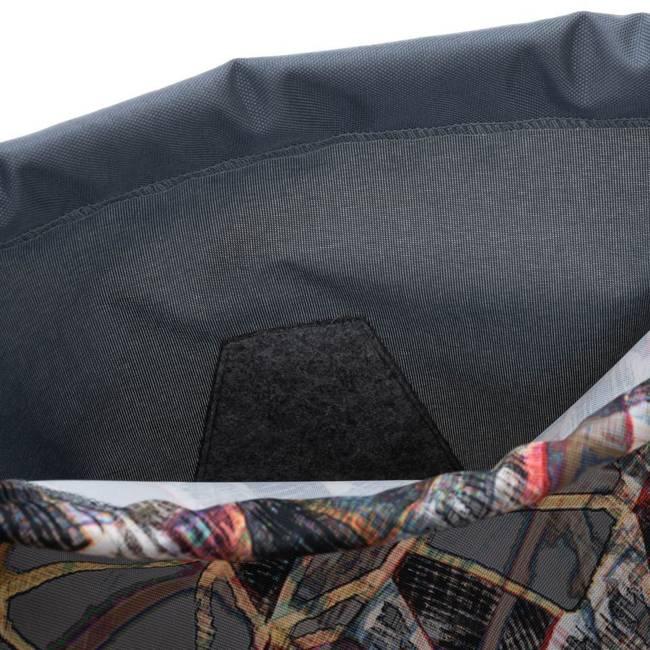 Worek damski plecak szary Badura T_D087MU_CD