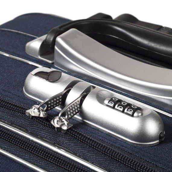 Zestaw 4 walizek podróżnych Milton A801 light blue