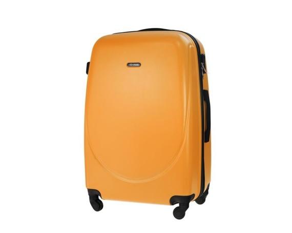 Zestaw walizek podróżnych STL856 pomarańczowy