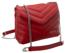 Listonoszka pikowana czerwona Badura T_D112CR_CD
