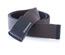 Pasek męski do spodni parciany Brodrene P03 ciemnobrązowy