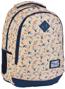Plecak szkolny beżowy Always Wild HS-165 HASH 2