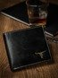 Portfel męski Buffalo Wild czarny  RM-01-BAW